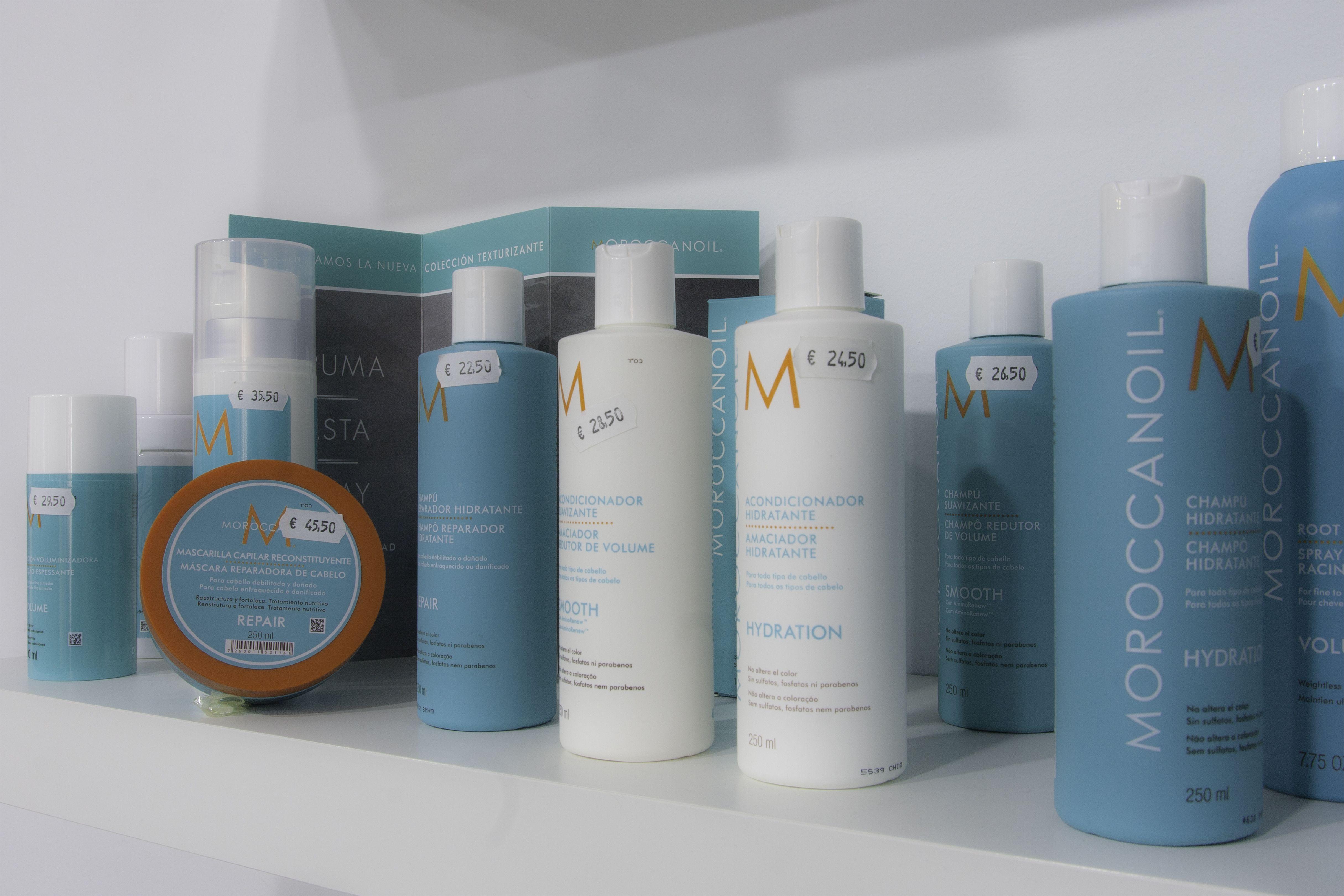 Productos de cosmética en Gijón
