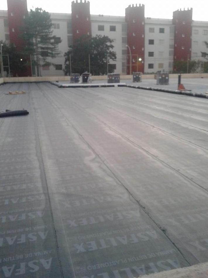 Empresa de impermeabilizaciones, cubiertas, terrazas, humedades, goteras