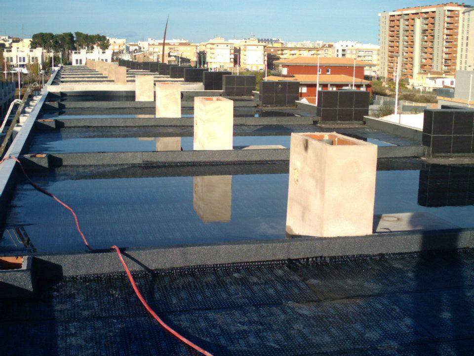 Foto 14 de Impermeabilización en Castelló de la Plana | Impermeabilizaciones García e Hijos