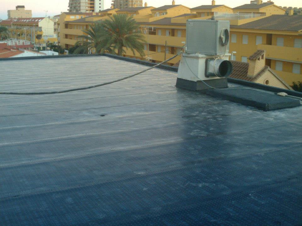 Foto 10 de Impermeabilización en Castelló de la Plana | Impermeabilizaciones García e Hijos