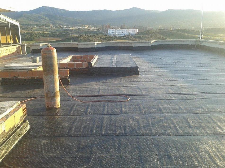 Empresa de impermeabilizaciones, cubiertas