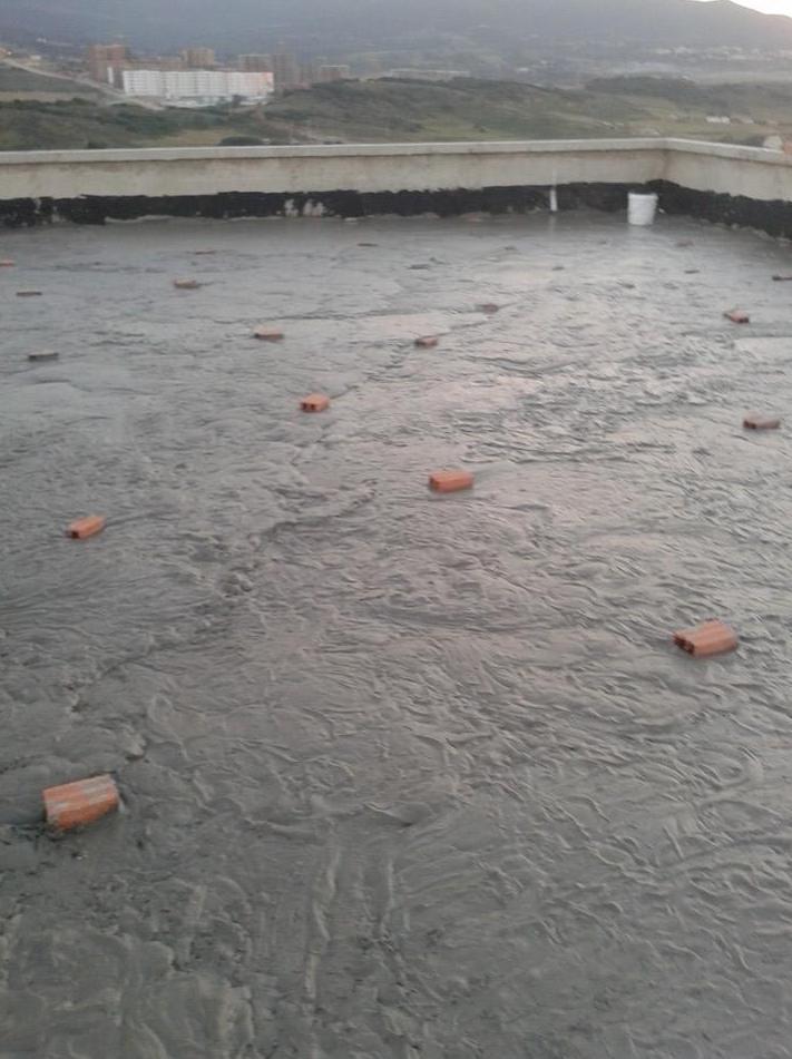 Empresa de impermeabilizaciones, cubiertas, terrazas