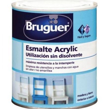 Esmaltes Acrílico de Bruguer: Servicios y productos de Hnos. Guerrero, S.L.