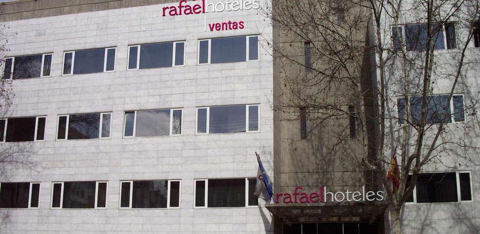 Suministro y aplicación de pinturas desde el año 2004 en Rafael Hoteles Ventas