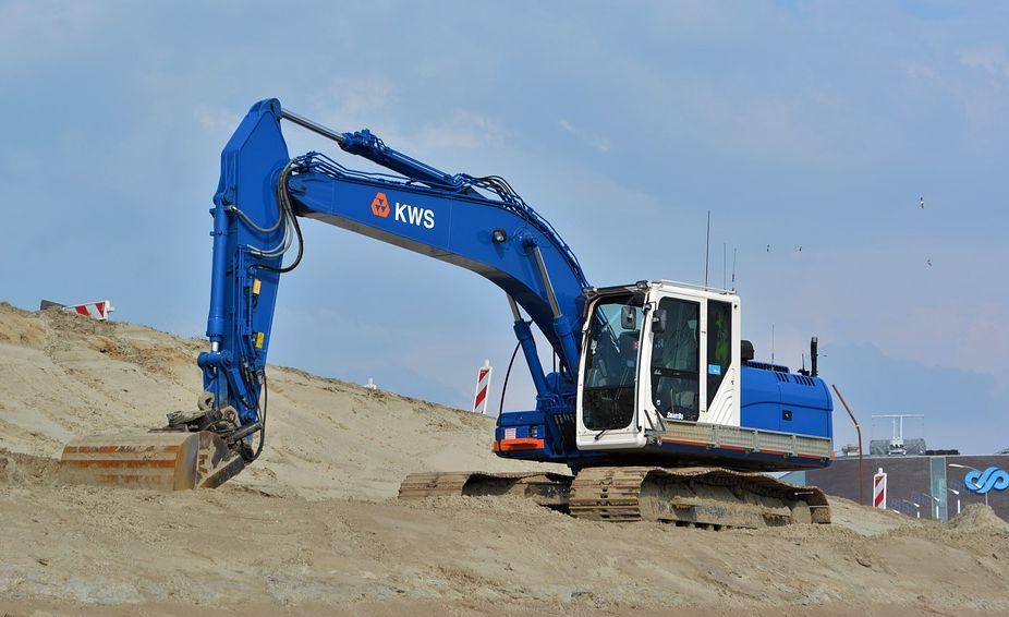 Empresa de excavaciones  en A Fonsagrada, Lugo