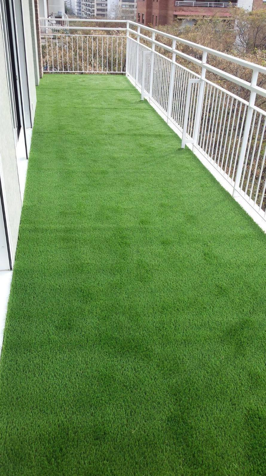 Césped artificial en tu terraza! Pregúntanos!