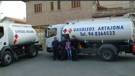 Foto 4 de Gasóleo en Artajona | Gasóleos Artajona