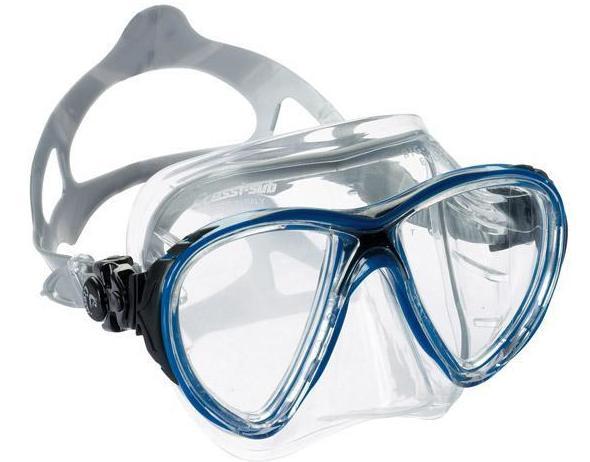 graduación de todo tipo de gafas de buceo en Madrid