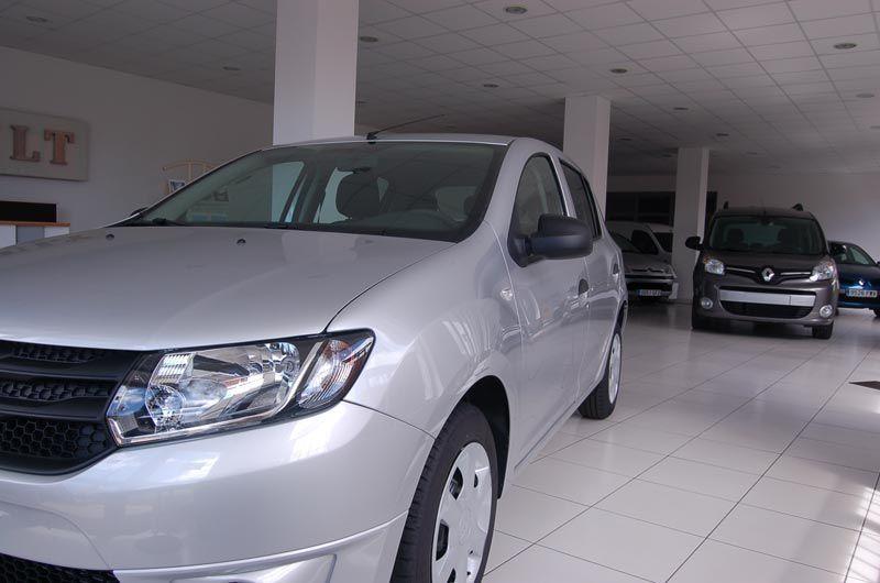 Concesionario de vehículos nuevos y usados