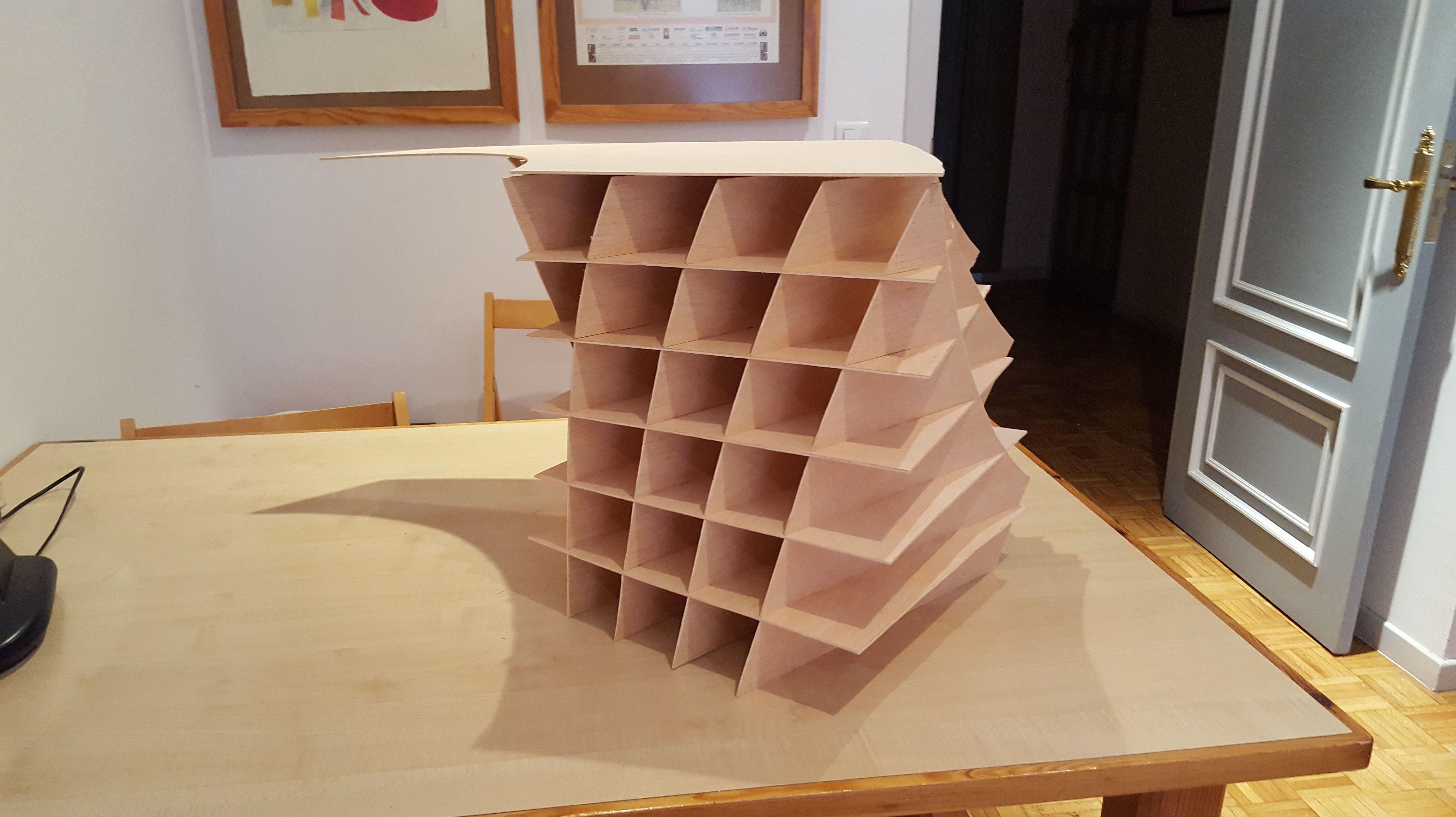 Arquitectura param trica edificios dise o interiores for Arquitectura parametrica