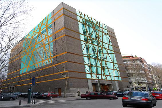 CONCURSO BASILICA HISPANOAMERICANA EN MADRID