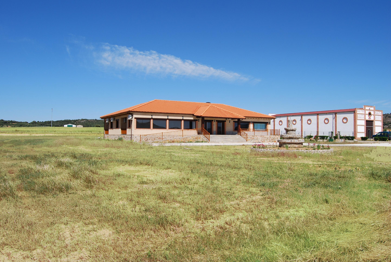 CENTRO DE TURISMO RURAL EN FUENTE ENCALADA