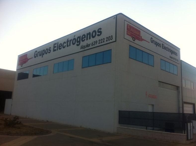 Foto 92 de Generadores y Grupos electrógenos en Villadangos del Páramo | Froilán Grupos Electrógenos
