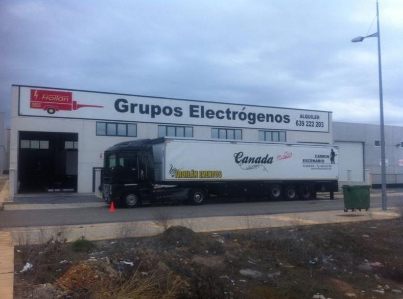 Foto 82 de Generadores y Grupos electrógenos en Villadangos del Páramo | Froilán Grupos Electrógenos