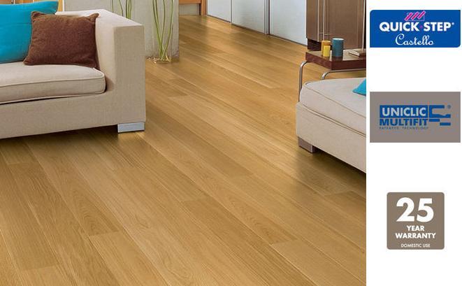 Quick step parquet madera castello productos y servicios de parquets cruzgal - Productos para parquet ...