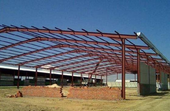 Estructuras: Productos de Cerrajería Hermanos Guijarro, S.L.
