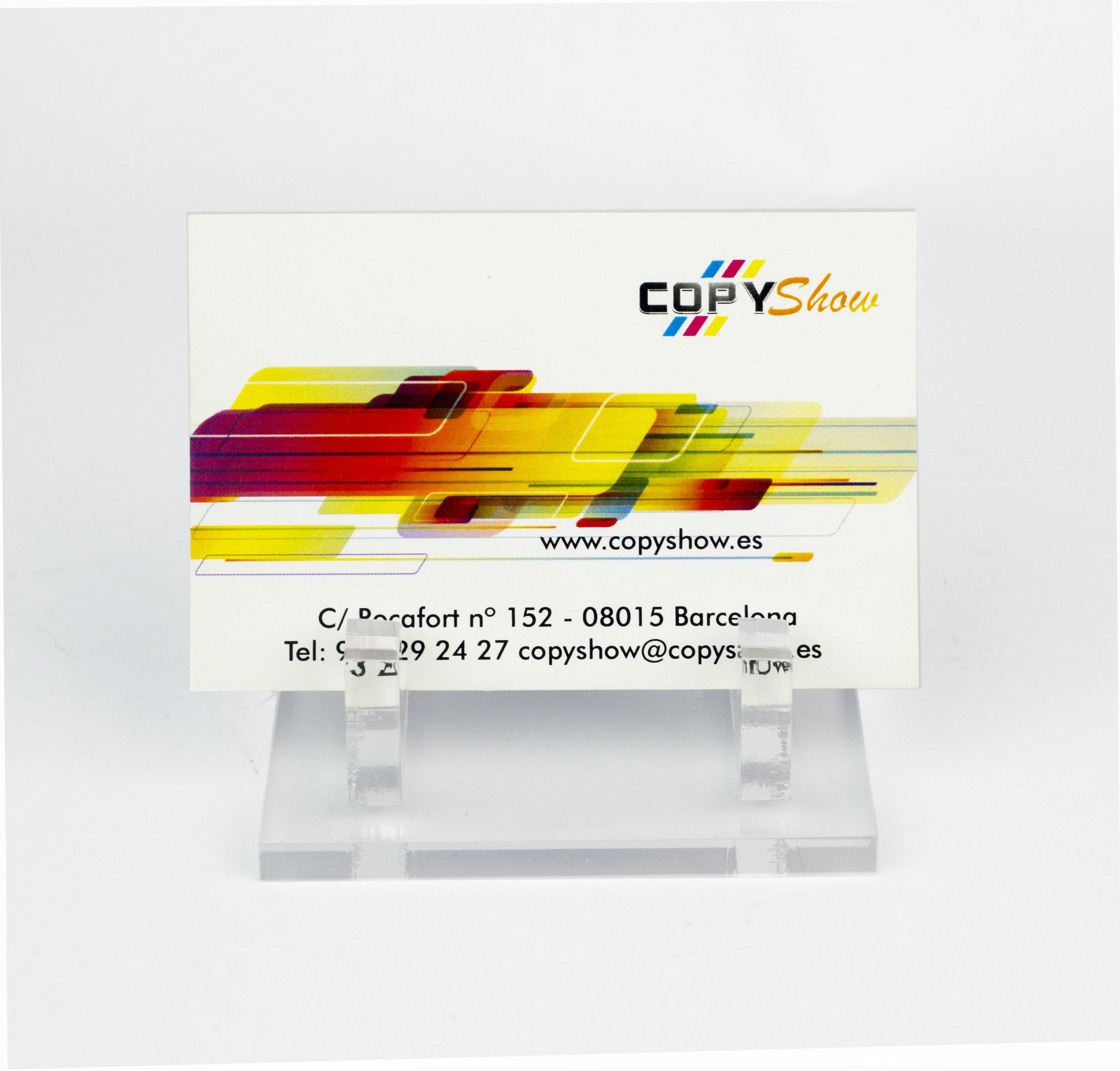 tarjetas de visita barcelona