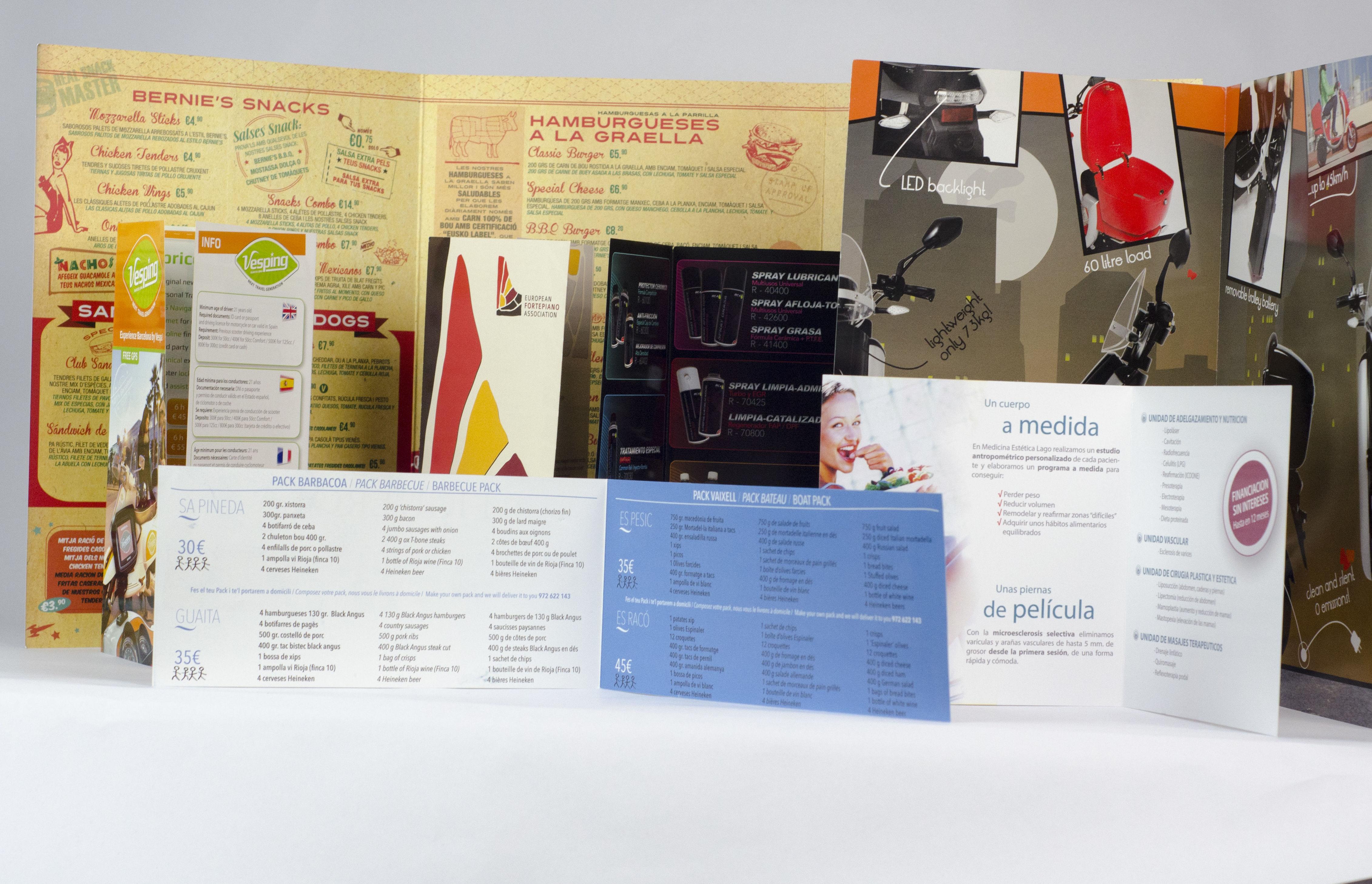 imprimir tripticos barcelona