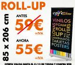 roll up baratos Barcelona
