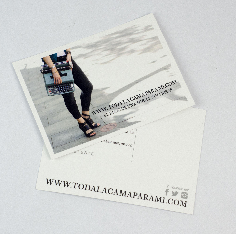 imprimir postales en Barcelona