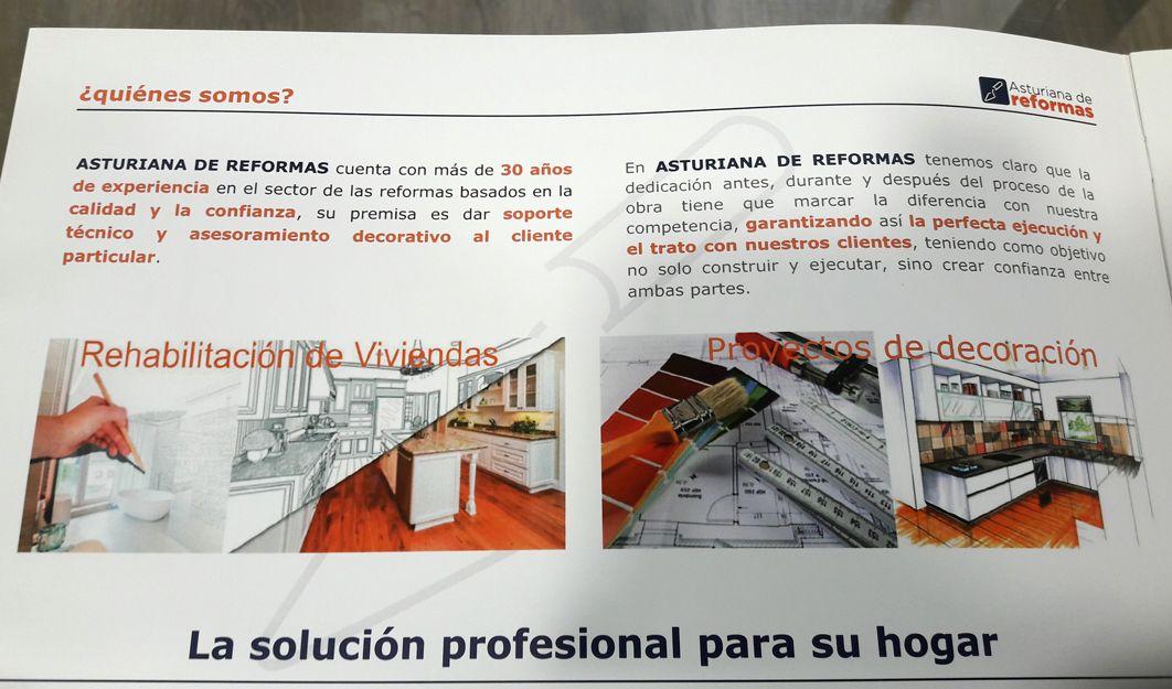 Rehabilitación de viviendas en Gijón