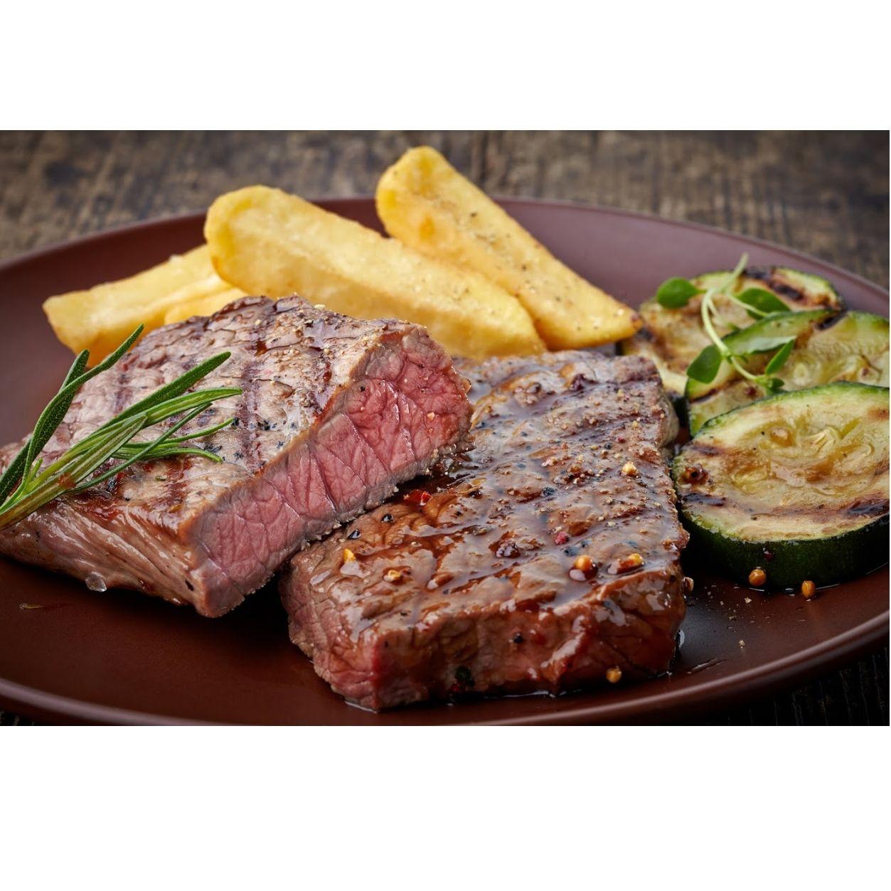 Carnes: Carta de La Terraza de Viesques Restaurante