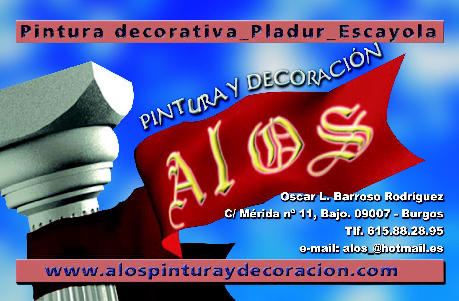 Pintores profesionales en Burgos
