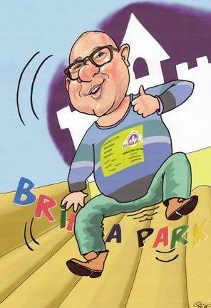 Caricatura para empresario