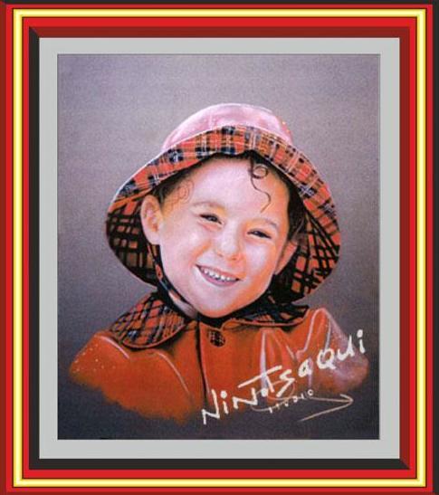 Retrato individual, Retrato niña