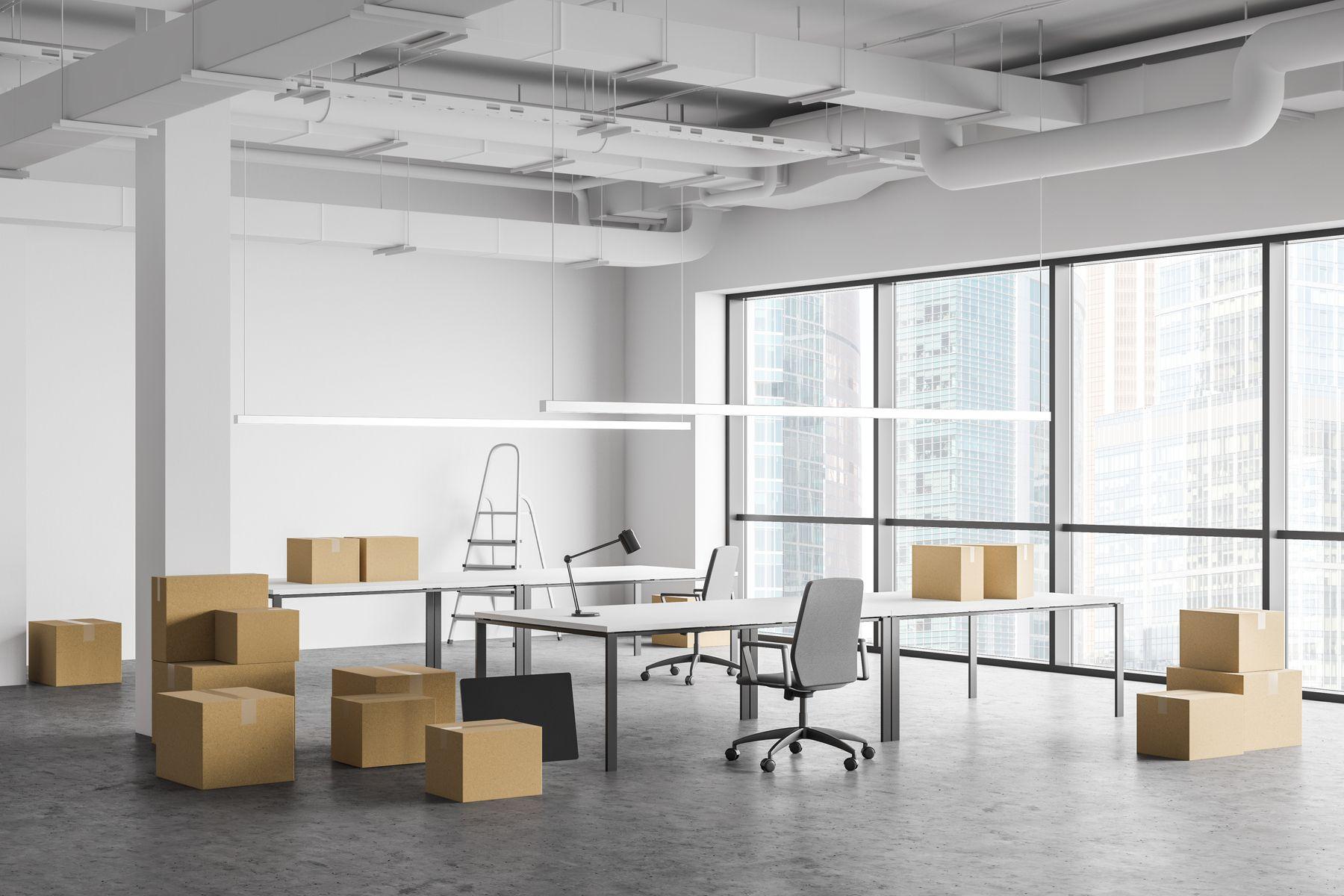 Mudanzas de empresa y oficina en Asturias