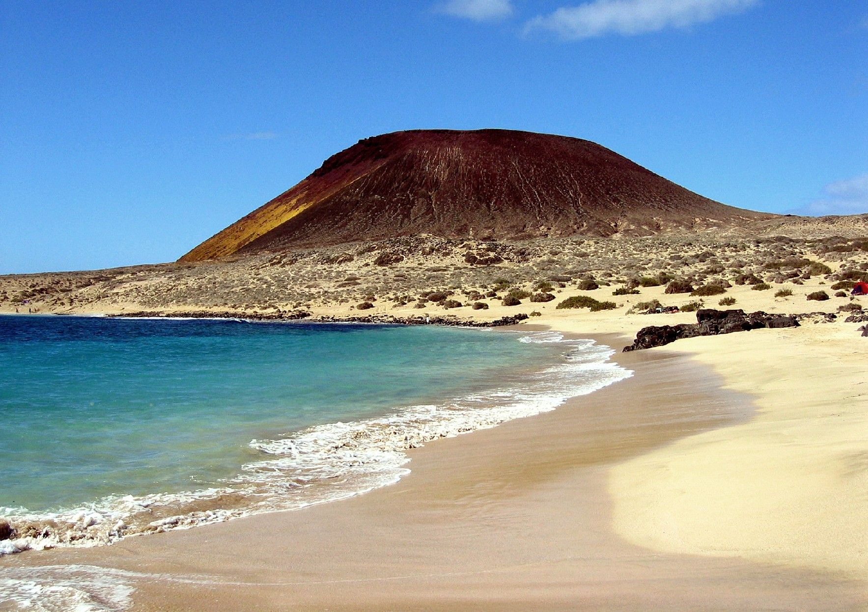 How to get to La Graciosa