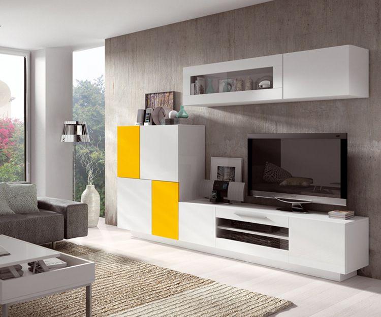 Muebles con estilo para salón