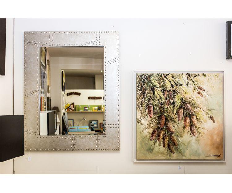 Espejos y cuadros para decorar tu hogar
