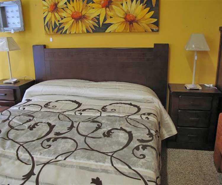 Muebles rústicos para dormitorios