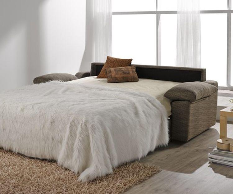 Sofá cama, una solución perfecta
