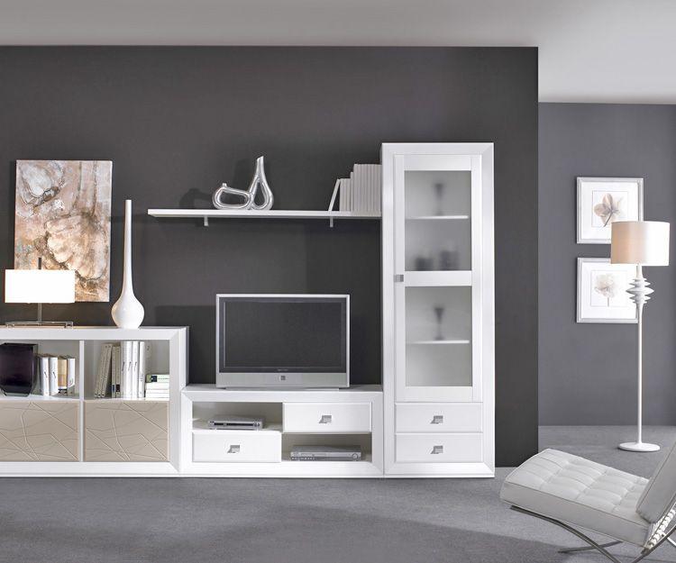 Muebles de salón para varios estilos