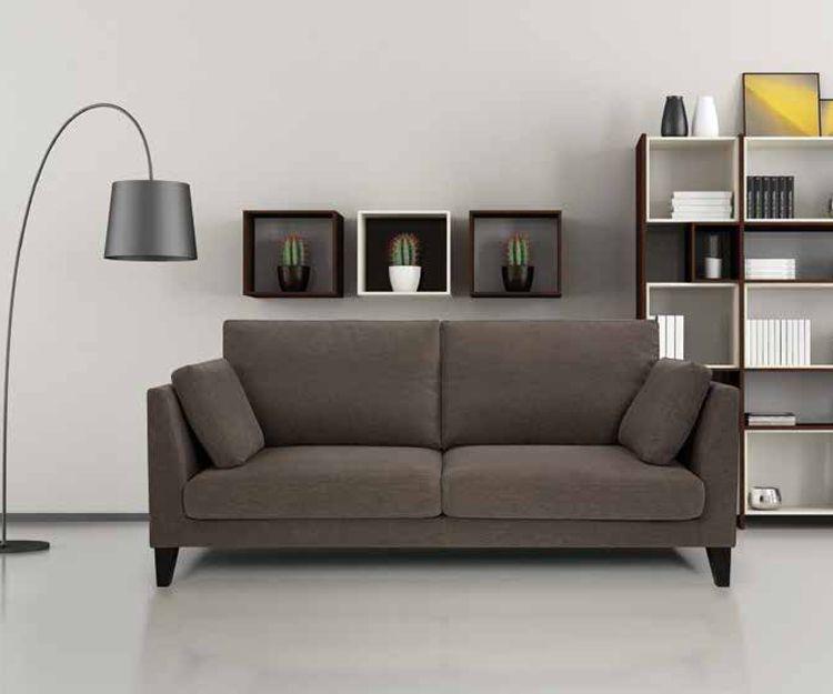 Sofás para salones con diferentes estilos