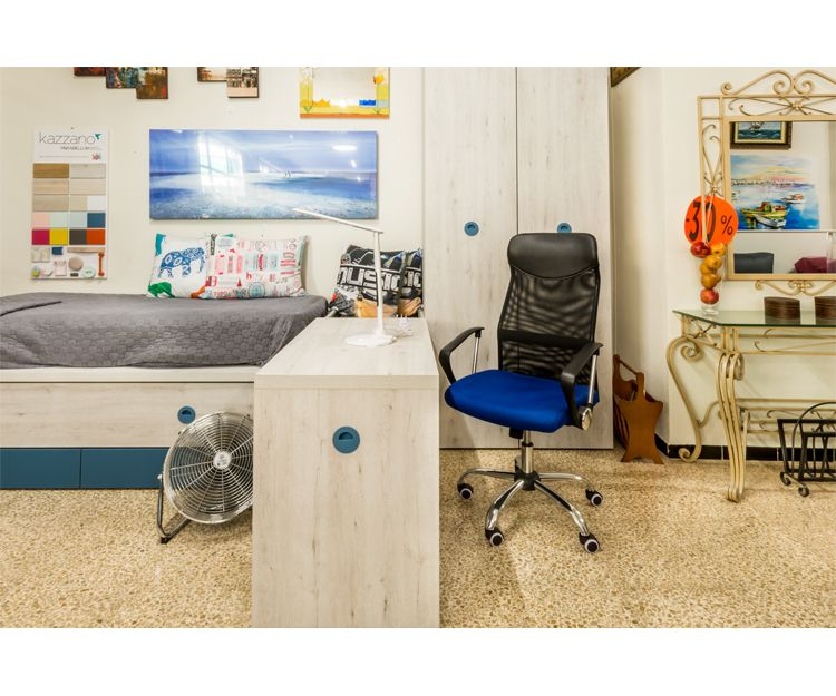 Dormitorios para sacar el máximo partido a tu espacio