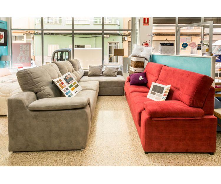Gran variedad de sofás para diferentes estilos
