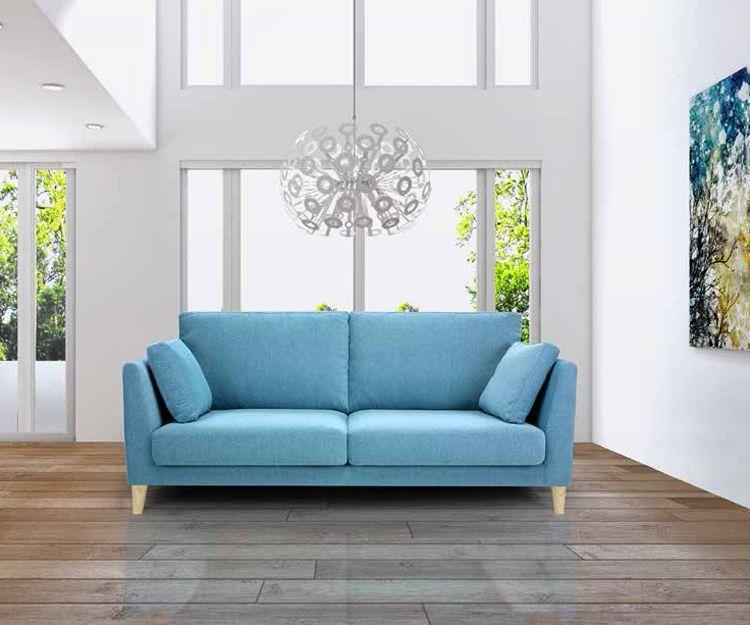 Sofás de estilos diferentes para tu hogar