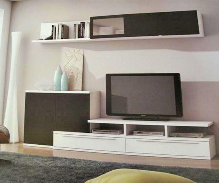 Muebles y módulos para salón