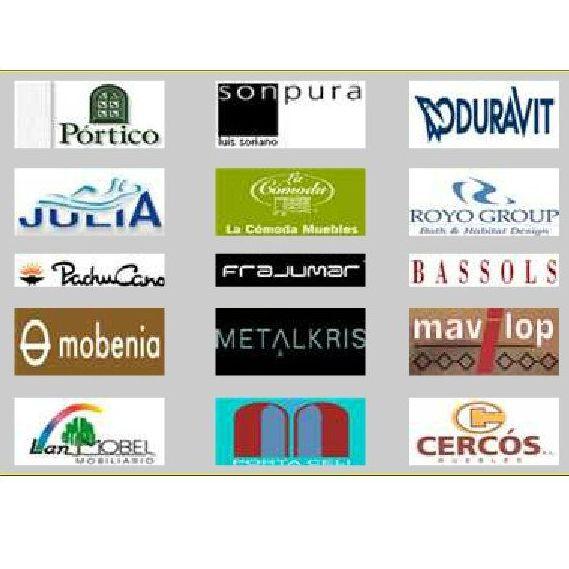 Marcas: Nuestros productos de La circular del mueble