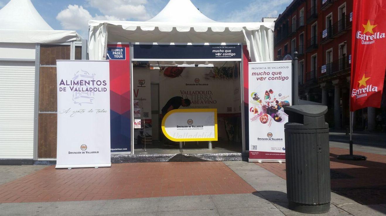Stand Ferias y Congresos - Bravo Deco
