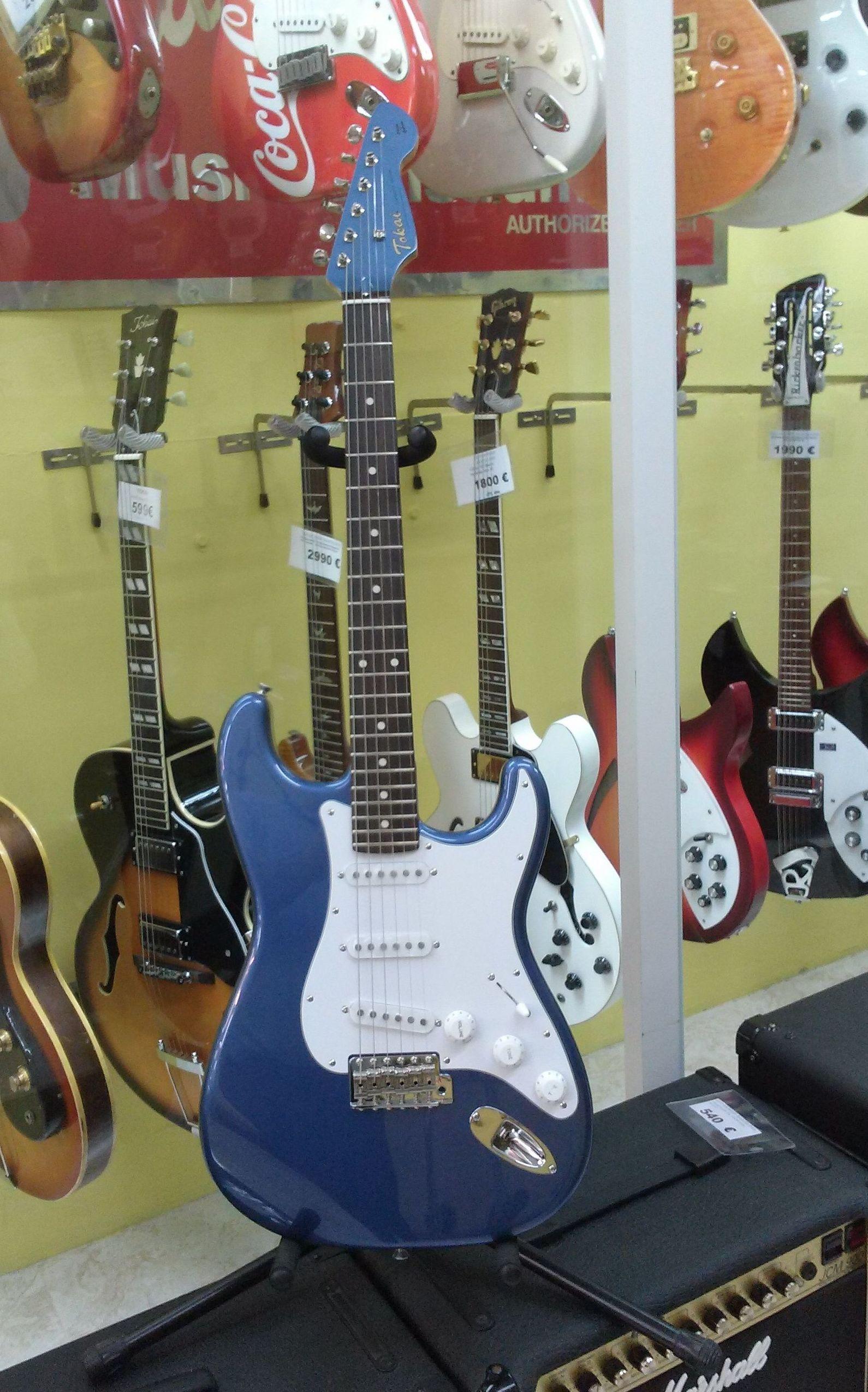 Foto 54 de Instrumentos de música en Barcelona | Guitar Shop Barcelona