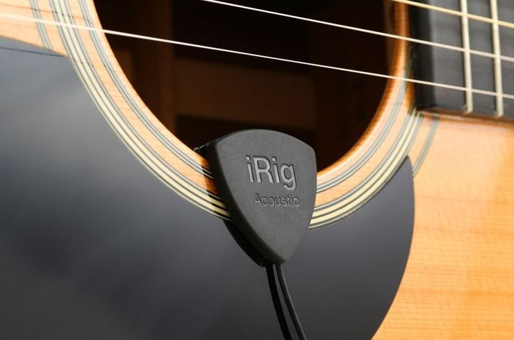 Guitarra Acustica / Clasica  al    Movil   , IPAD  INTERFACE  49 € PVP