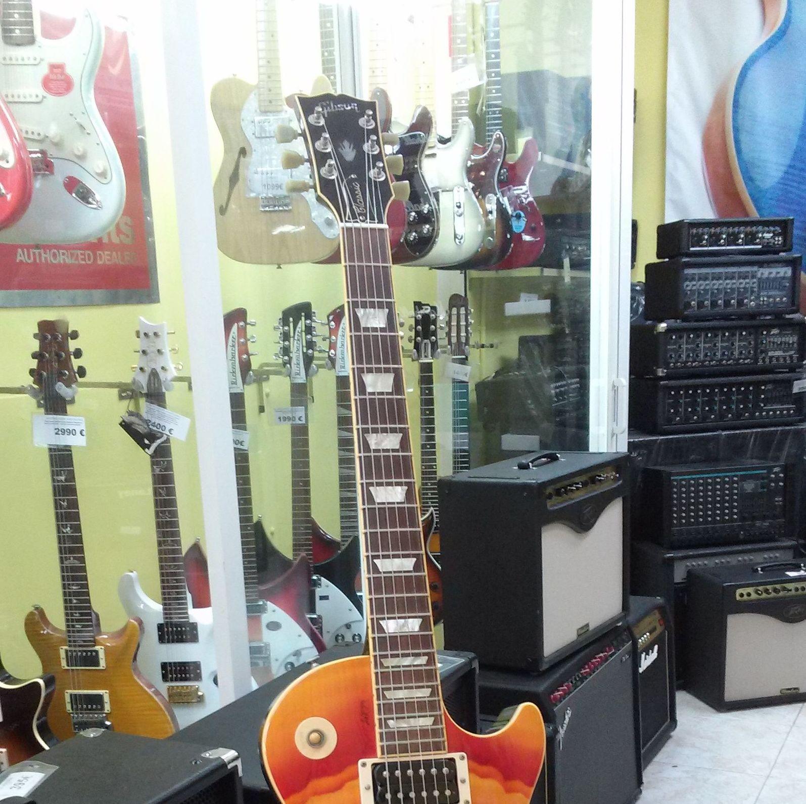 Picture 85 of Instrumentos de música in Barcelona | Guitar Shop Barcelona