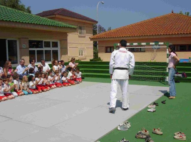 Repressentaciones judo