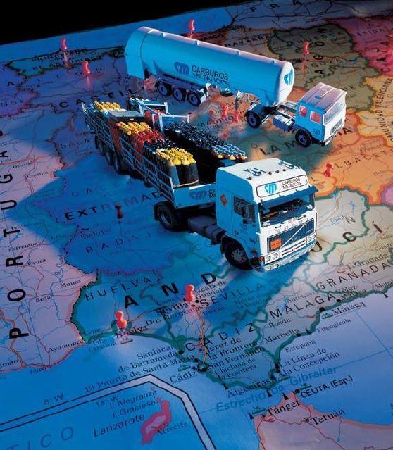 Distribución de gases industriales: Productos de Suministros Aguisur
