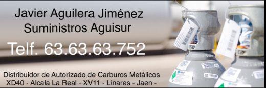 Foto 10 de Gases industriales en Alcalá la Real | Suministros Aguisur