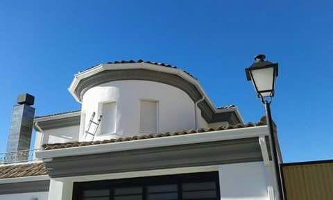 Reparación de canalones en Ciudad Real